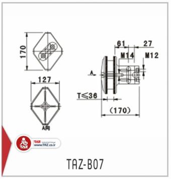 TAZ-B07