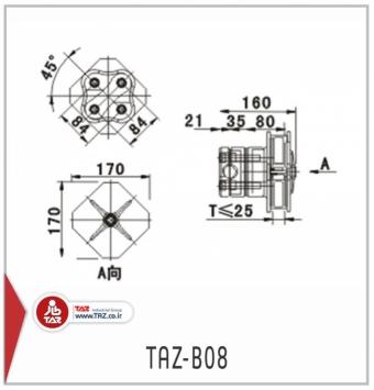 TAZ-B08