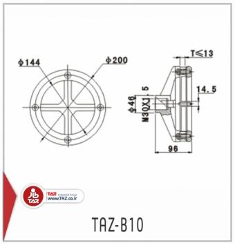 TAZ-B10