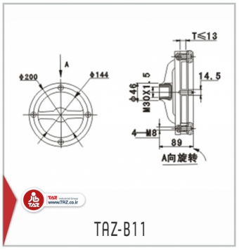 TAZ-B11