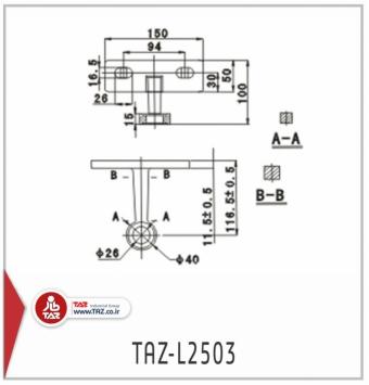 TAZ-L2503
