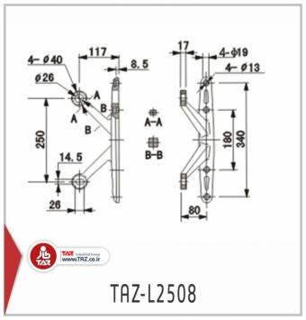 TAZ-L2508