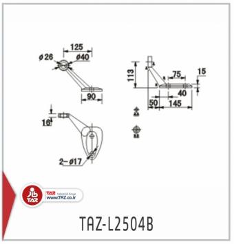 TAZ-L2504B