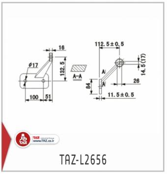TAZ-L2656
